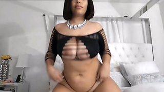Sexy model strips 2