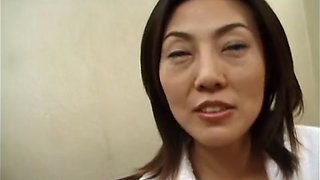 Amazing Japanese girl in Fabulous Threesomes, Amateur JAV scene