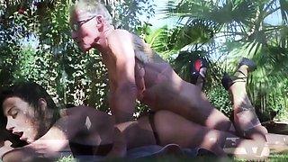 Old Young Porn Grandpa Fuck Petite Teen Blowjob Massage