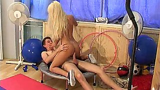 veronika simon fucking at the gym with pete