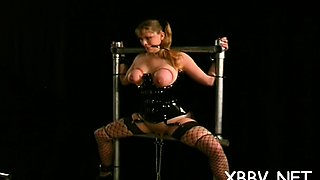 Dirty minded beauties are asking for nipp punishment