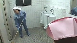 Nurse dont want cleaner will take - Miscellaneous Japanese