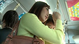 Such a hot sex compilation is must-watch! Awesome gangbang in the bus