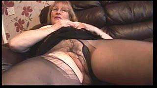 Granny Pantyhose Fingering