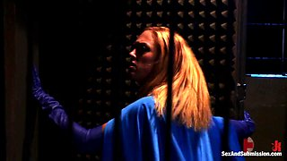 Broken Heroines A Superhero Parody High Production BDSM and Sex Feature