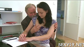 sexy lesson in wild seduction