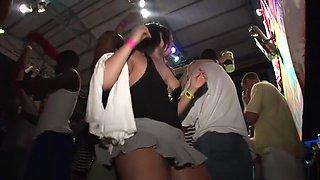 Exotic pornstar in horny brazilian, voyeur adult video