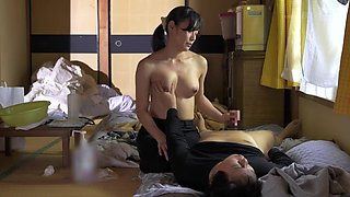 Hot japonese mom and stepson 000019