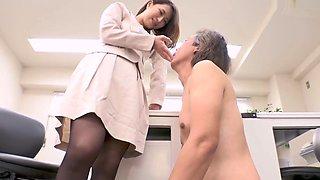 Nasty Lady Boss