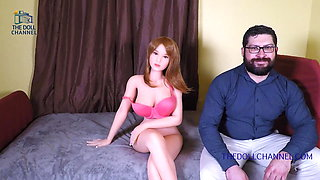 155 cm Piper Nozomi Doll Unboxing and Review