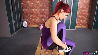 Gym slut sister