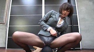 Nylon stockings fetish pantyhose massage nylons
