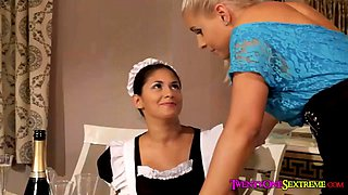 twentyonesextreme - sexy euro maid gets caught stealing