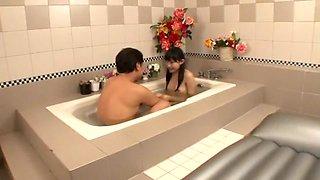 Amazing Japanese slut Rui Hazuki in Best Fingering, Creampie/Nakadashi JAV video