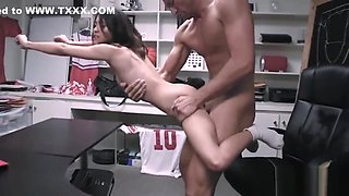 White Coach Needs Some Asian Teen Pussy