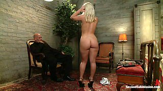 Mark Davis & Kimmy Olsen in Cash for this Ass - SexAndSubmission