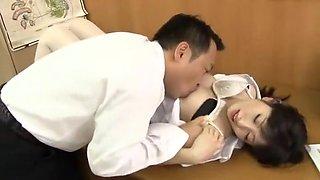 Best Japanese model Yuu Shinoda, Arisa Nakano, Chika Arimura in Fabulous Doggy Style JAV video