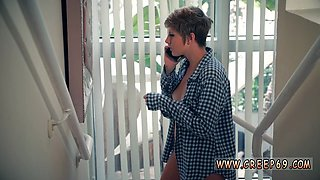 Emo teen compeers sister and fun blowjob xxx Makeena can scarcely take his cock