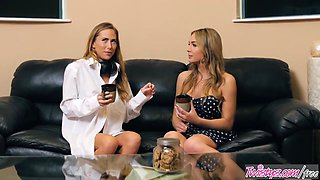 Twistys - A Treat Story New Recruit Part 2 - Carter Cruise,B