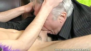 Daddy And Boy Sucking Galore