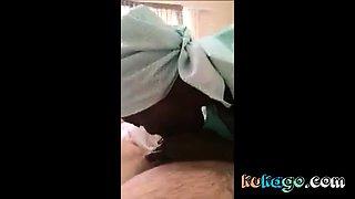 african maid suck white master