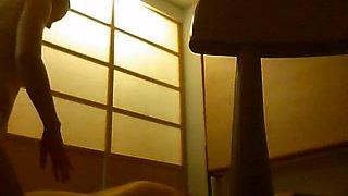 Amateur hidden camera massage