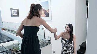 Dyked - Hot MILF Seduces Lesbian Bride