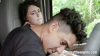 rough sex with a innocent teen slut