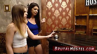 German bdsm hd Two young sluts Sydney Cole and Olivia Lua our down south trying to have