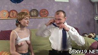 tricky teacher seducing student amateur segment 4