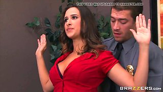 Brazzers - Ashley Adams - Big Tits at Work
