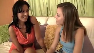 CBT - MILF Gets It On With Her Man And Babysitter