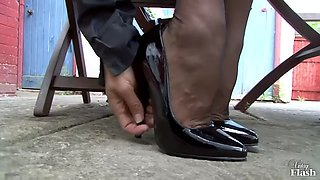 Mthorne heels