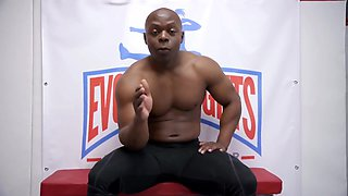 1080p Mixed Wrestling With Facesitting & Riding Big Black Cock - Dee Williams