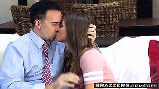 Brazzers - Teens Like It Big - Babysitter Cau