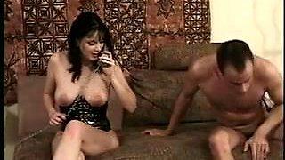 Biisexual Stud Sucks Friends Cock then Fucks Wife