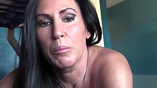 Dirty Boy Steals Moms Panties Taboo