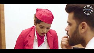 Air Hostess Sex Scene, HD