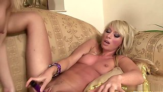 Amazing pornstars Gina B and Gili Sky in crazy blowjob, hd adult clip