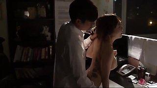 Kim do-hee sex scene in what a good secretary wants part two