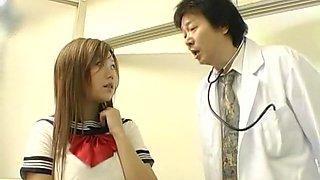 Hottest Japanese model Milk Matsuzaka in Amazing Hairy, Couple JAV scene