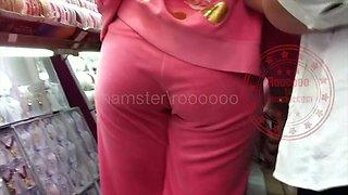 Ass the arab girl Bahraini  (vpl 2018) 9-3-2018