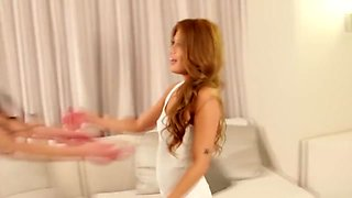 Charmane Star And Miko Sinz Have A Sensual And Erotic Sleepover