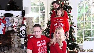 Burp sex Heathenous Family Holiday Card