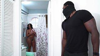 Shocking sex does something remarkable for Latina BBW Kailani Kai