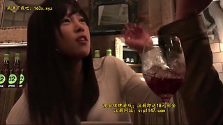 Drunken Japanese Girl