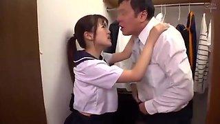 Uncle Fucked Beautiful Young Schoolgirl