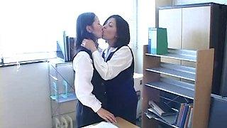 Office Lesbians