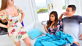 Share My BF – Stepsister Wife Threesome