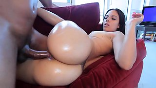 Best pornstar Coco Valentina in fabulous creampie, big ass adult video